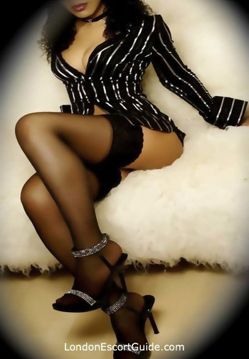 Victoria brunette Exotic Alexie london escort