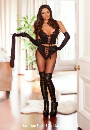 Paddington brunette Ladonna london escort