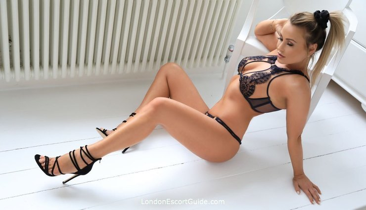 South Kensington east-european Delizia london escort