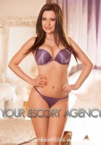 Chelsea brunette Ada london escort