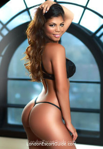 Paddington brunette Luisa london escort