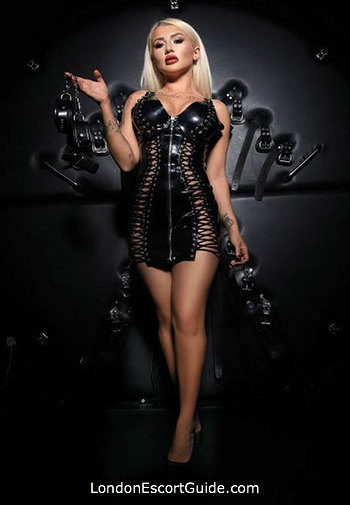 South Kensington 200-to-300 Mistress Maya london escort