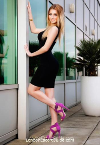 Chelsea blonde Laura london escort