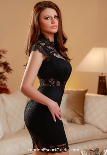 Edgware Road brunette Malena london escort