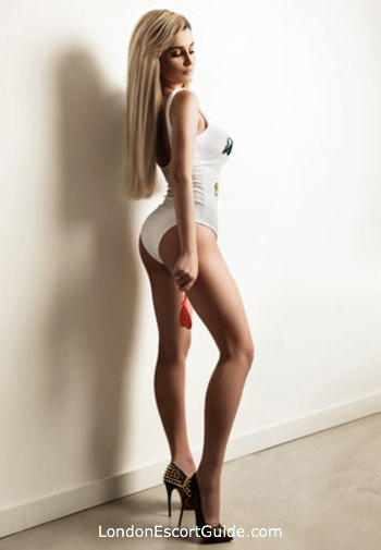 South Kensington blonde Betty london escort