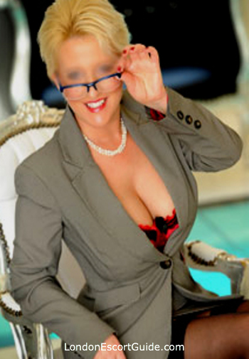 Marylebone mature Anabel london escort