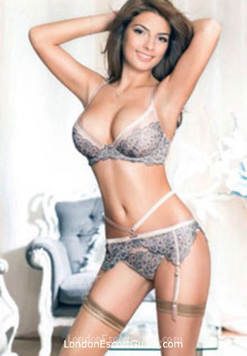 Kensington east-european Crystal london escort