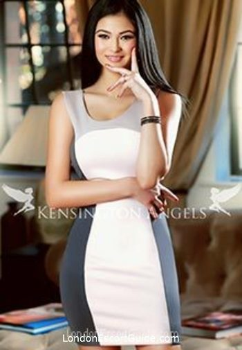 South Kensington value Aylla london escort