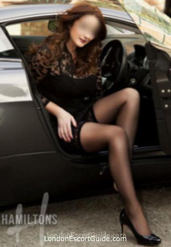 Regents Park brunette Kate london escort