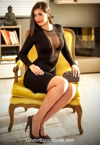 Bayswater busty Abelia london escort