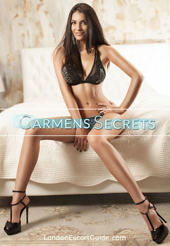 South Kensington brunette Demi london escort