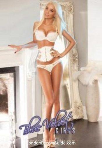 Bayswater blonde Myra london escort
