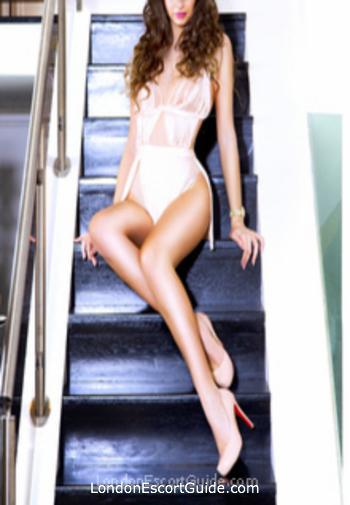 Kensington elite Maria Rosse london escort
