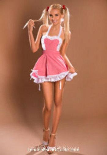 Bayswater blonde Emina london escort