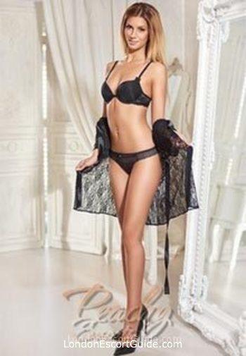 Baker Street blonde Aida london escort