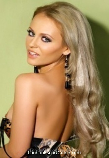 South Kensington blonde Alice london escort