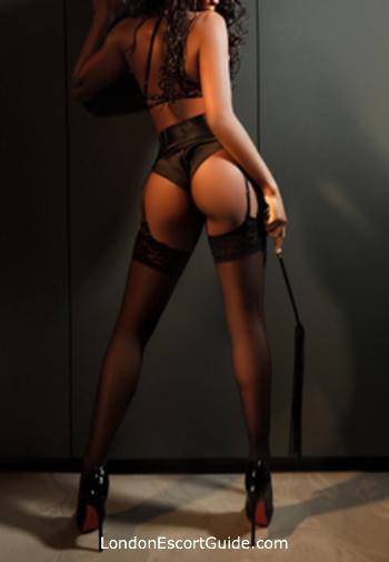 Mayfair brunette Janaina london escort