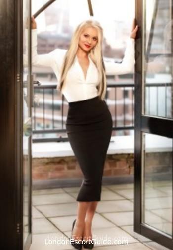 Chelsea value Rosalia london escort