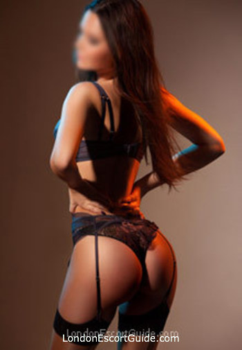 Kensington brunette Angel london escort