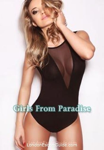 Mayfair busty Francesca london escort