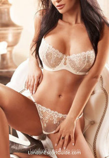 South Kensington busty Angie london escort