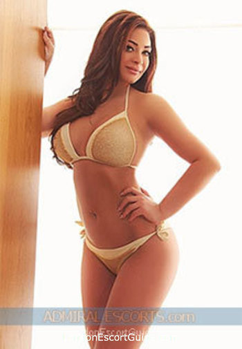 Notting Hill brunette Honey london escort