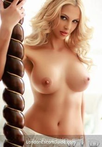Chelsea blonde Brittany london escort