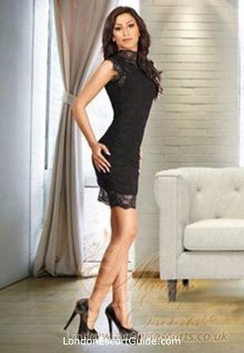 Earls Court brunette Marisol london escort