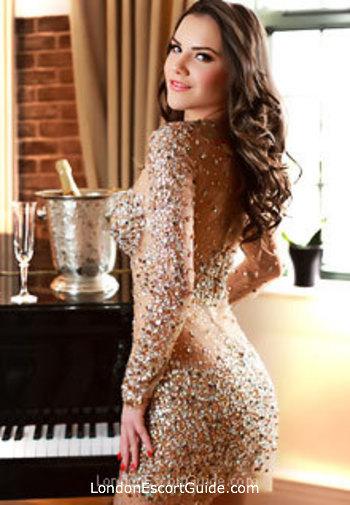 central london brunette Ivette london escort