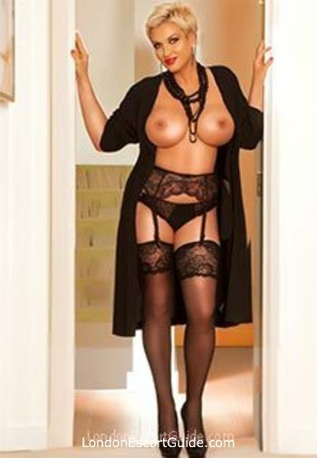 Central London busty Ilona london escort