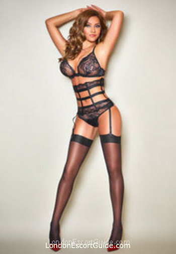 Baker Street blonde Karina london escort