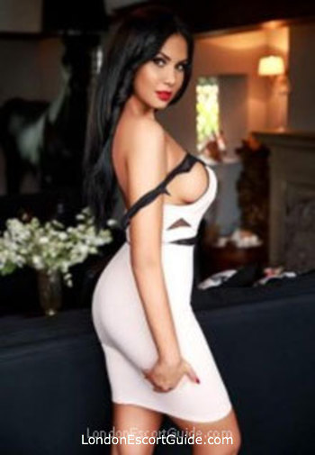Bayswater latin Carmina london escort