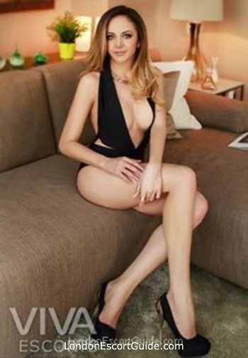 Knightsbridge busty Izabella london escort