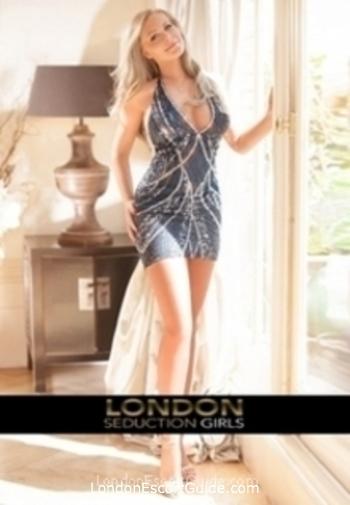 Paddington blonde Adele london escort