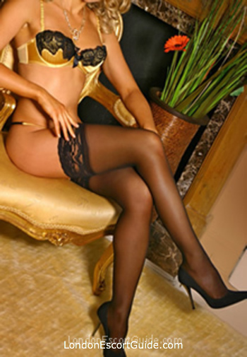 outcall only blonde Phebe london escort