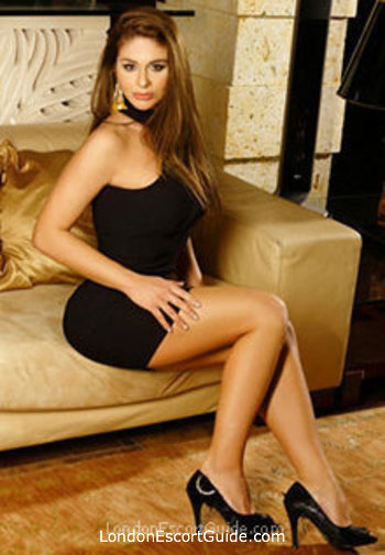 Earls Court pornstar Cathy Heaven london escort