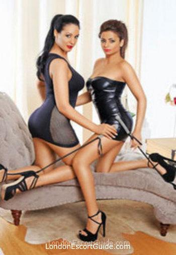 South Kensington Anais & Benita london escort