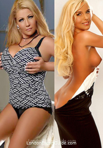 Marylebone Amber and Laura london escort