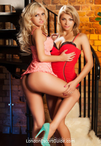 Paddington Diana and Lori london escort