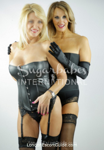 Bayswater Angie George & Liz london escort