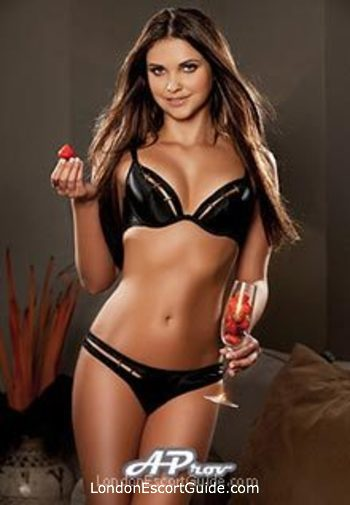 Baker Street elite Katy london escort