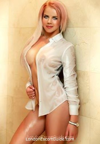 South Kensington east-european Kassy london escort