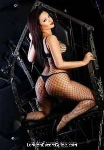 Lancaster Gate pvc-latex Mistress Olivia london escort