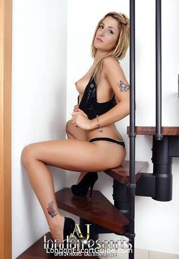 central london blonde Cindy london escort