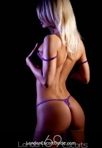 Paddington blonde Jasmine london escort