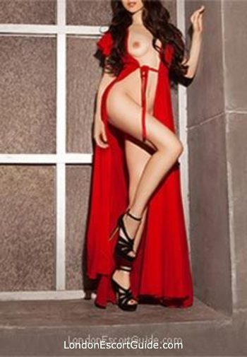 Marylebone brunette Lilia london escort