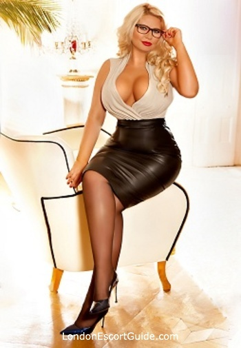 Paddington blonde Foxy Love london escort