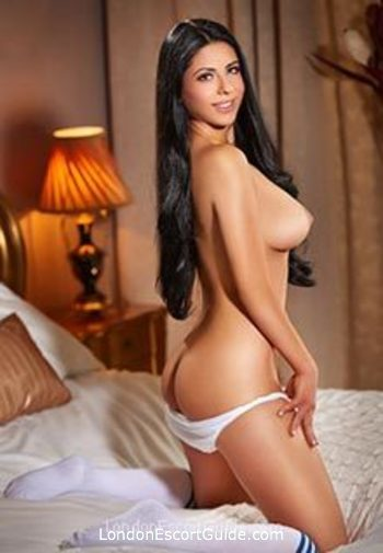 central london brunette Sonia london escort