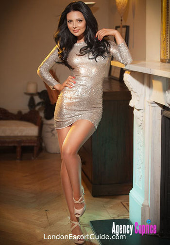 Chelsea brunette Chantalle london escort