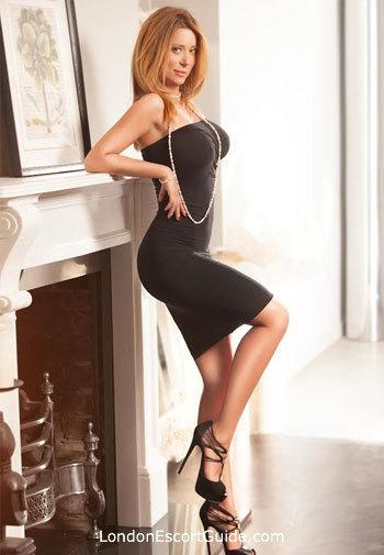Mayfair east-european Stephanie london escort